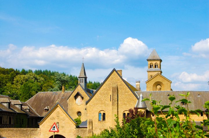Abbaye d'Orval ⎜ Orval Abbey