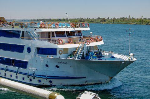Notre croisière sur le Nil ⎜ Our Nile-Cruise