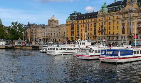 Sur le pendelbåt ⎜ On the pendelbåt