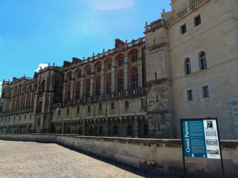 Saint-Germain-en-Laye, château ⎜ castle