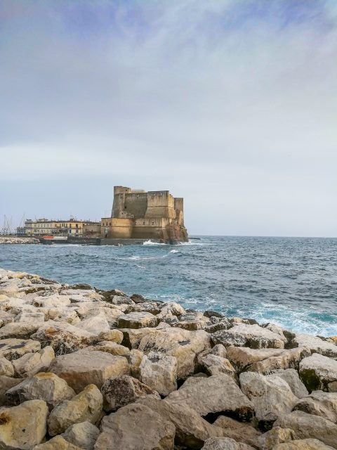 Naples, Castel dell'Ovo
