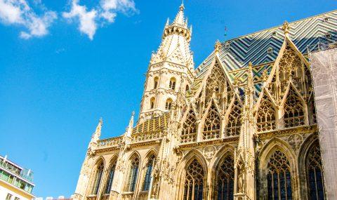 Vienne, Cathédrale de St Étienne ⎜ Vienna, St. Stephen's Cathedral