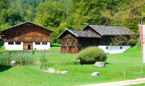 Autriche ⎜ Austria, Freilichtmuseum Stübing (3)