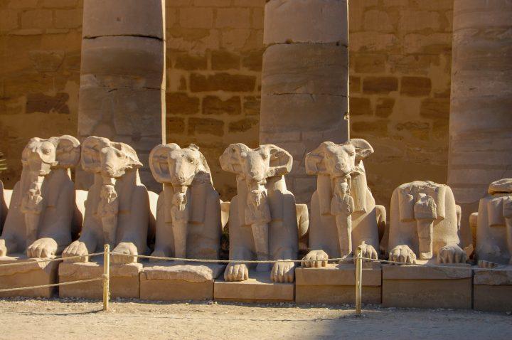 Karnak, temple (1)