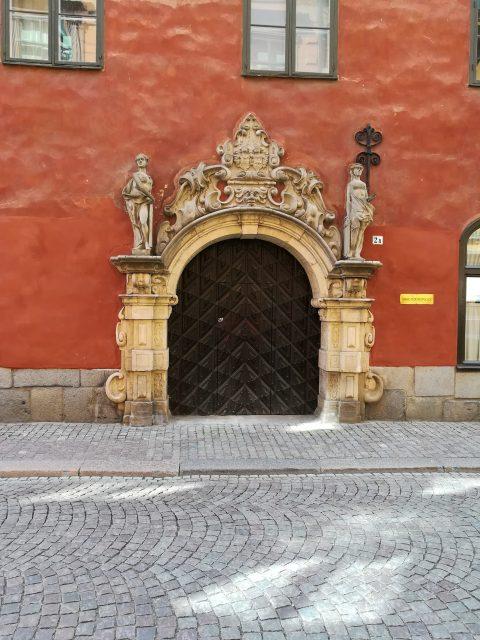 Stockholm, Kungliga slottet, extérieur ⎜ outside