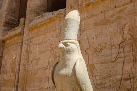 Edfou ⎜ Edfu, temple (1)