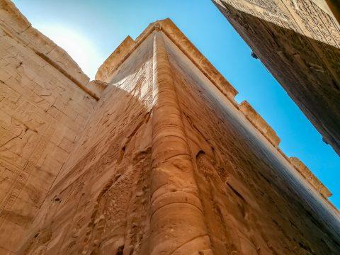 Edfou ⎜ Edfu, temple (2)